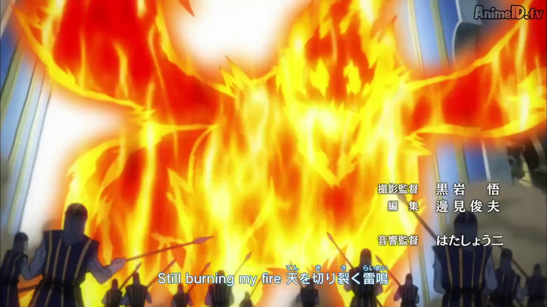 Fairy Tail Opening 16