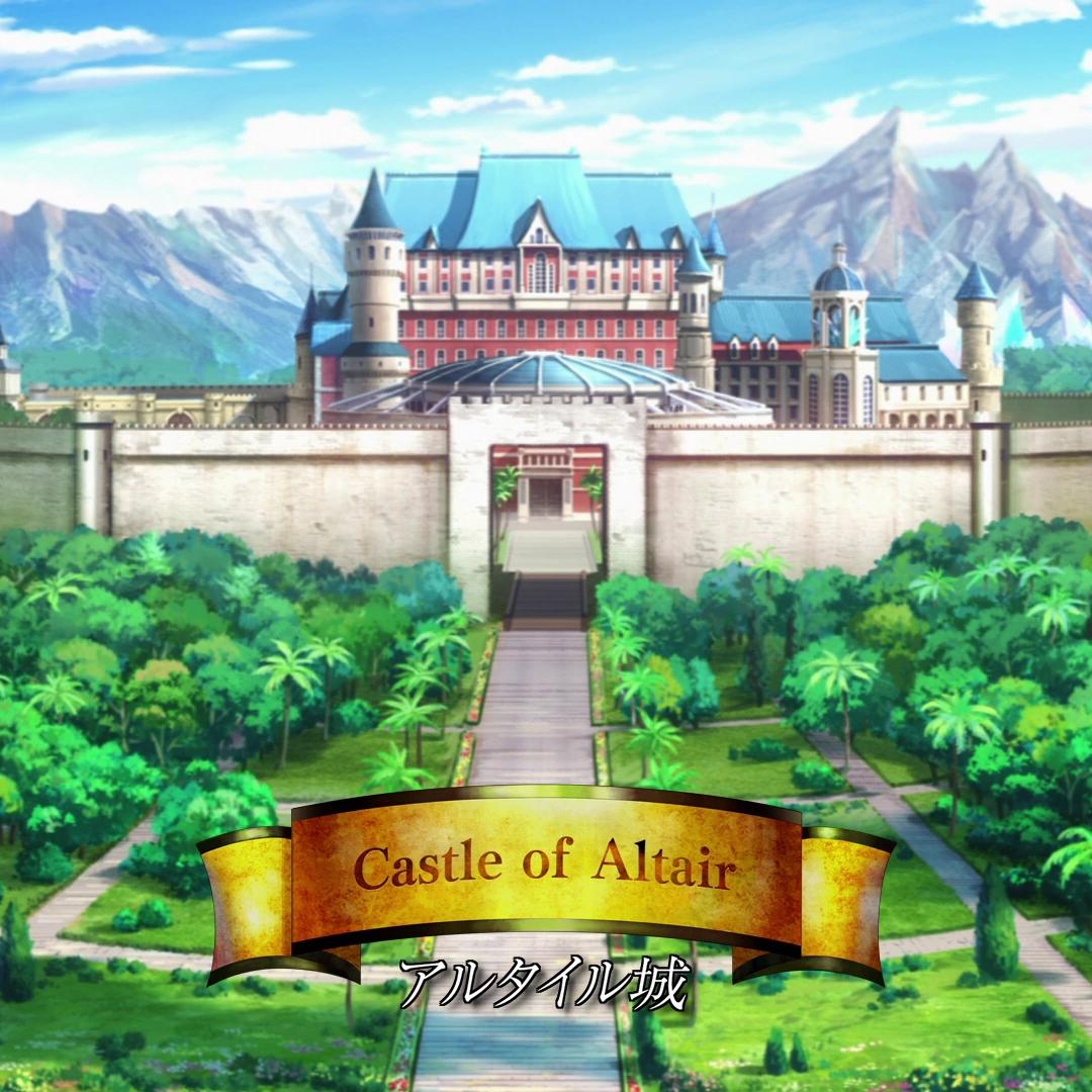 Castillo de Altair