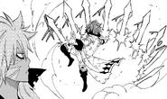 Jellal's activation of Kyuuraishin