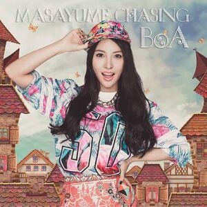 MASAYUME CHASING CD Cover.jpg