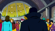 Jellal chases mysterious person