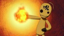 Muñeco Fuego Dragón