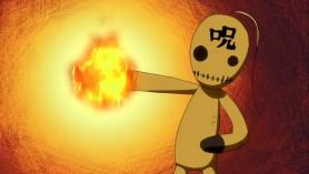 Muñeco de Fuego de Dragon Slayer