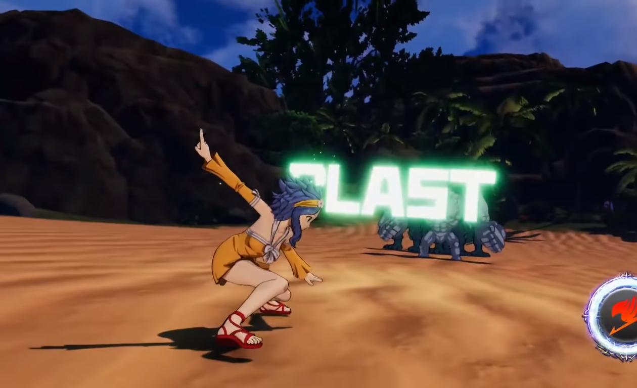 Solid Script: Blast