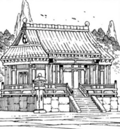 Whiteout Temple