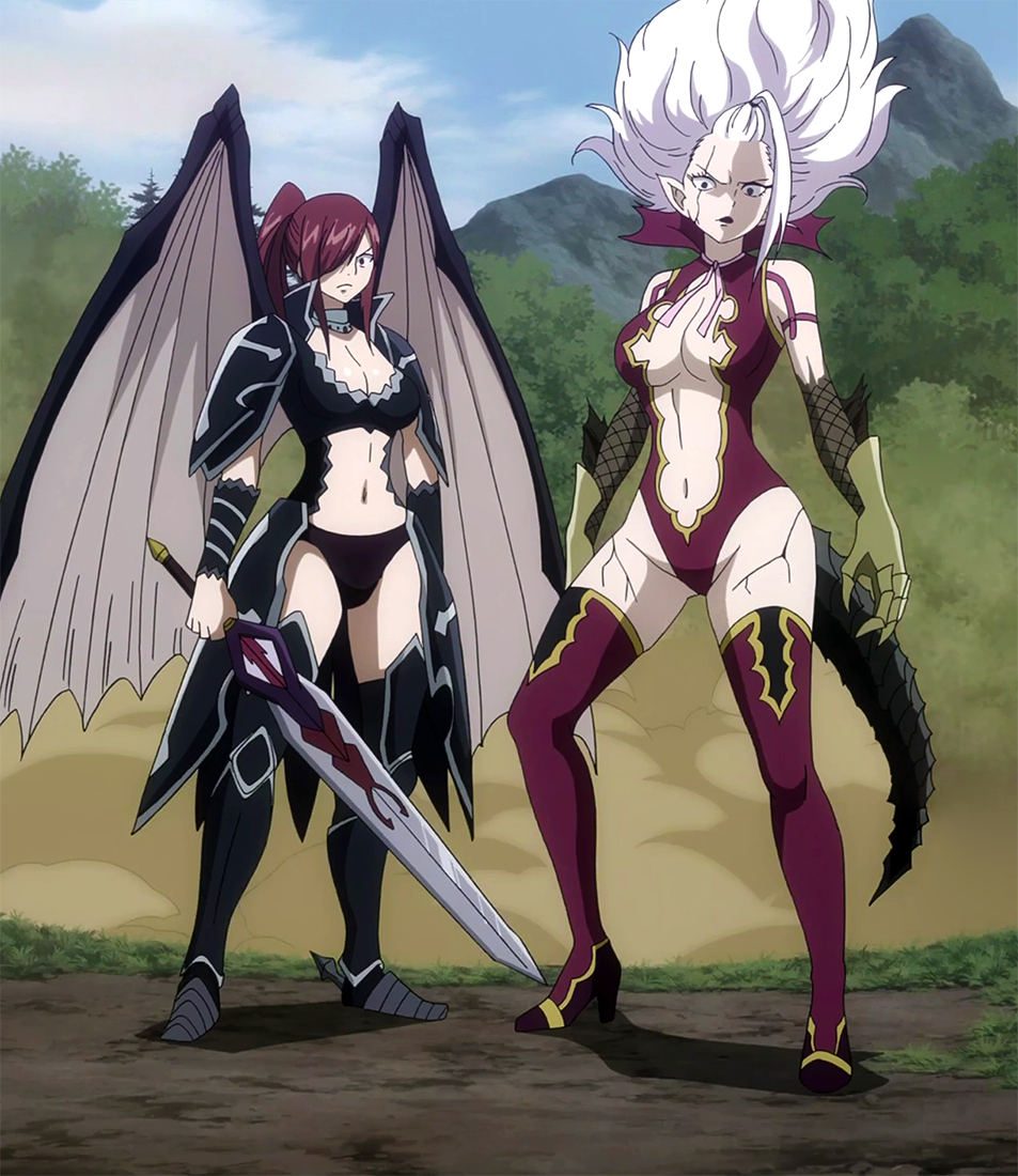 Episode 238 Fairy Tail Wiki Fandom Erza and mirajane visit crawford, the former magic council chairman, and fall into tartaros's trap. episode 238 fairy tail wiki fandom