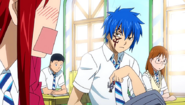 Jellal sees Erza