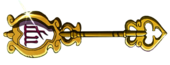 Ключ Придворной Дамы