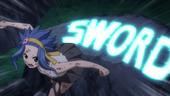 Solid Script: Sword