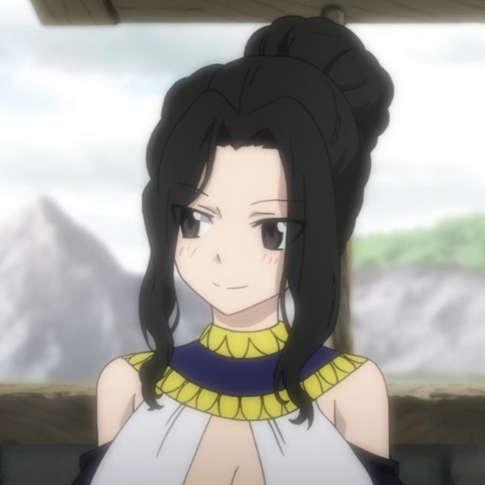Мать Нацу