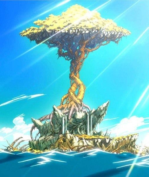 Остров Тенрю