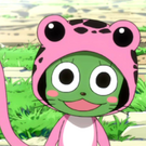 Frosch anime square