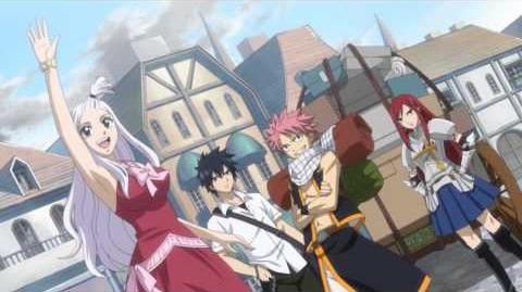 Fairy Tail Opening 1 Subs CC