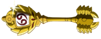 Gate of the Giant Crab Key