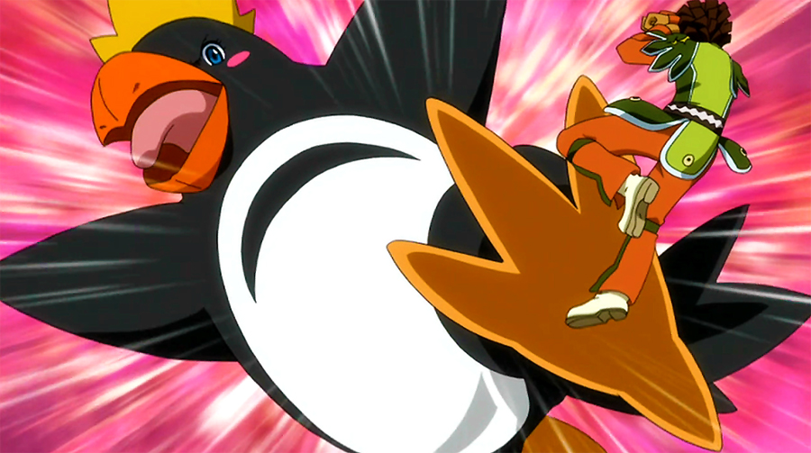 Душа Животного: Пингвин
