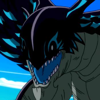 Forma Dragón