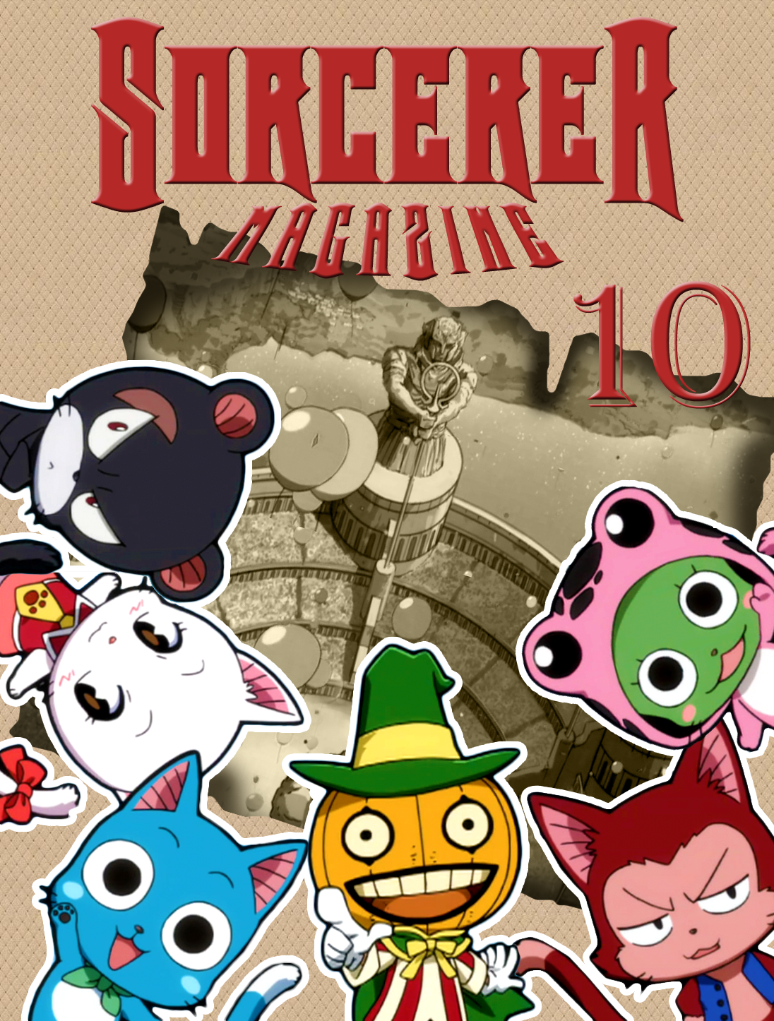 IamJakuhoRaikoben/Sorcerer Magazine, Issue 10: October 2012