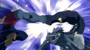 Lizardman Iron Bull Tail