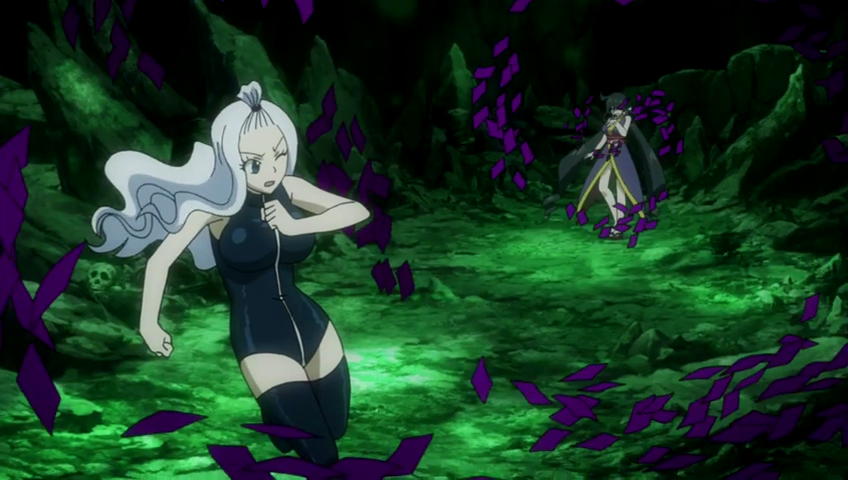 Mirajane Strauss Vs Kamika Fairy Tail Wiki Fandom He dachun enlists seven's help defeating a group of assassins newly arrived on the island. mirajane strauss vs kamika fairy