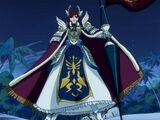 Pożegnalna Zbroja Fairy Tail