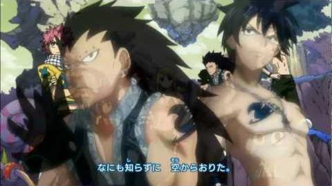 Fairy Tail Opening 8 TV Subs