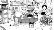 Lucky Marl House Interior