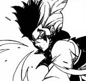 White Shadow Dragon's Roar