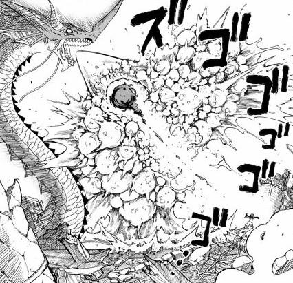 Llama Brillante del Rey Dragón de Fuego