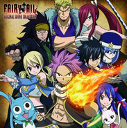 Fairy Tail Original Soundtrack Vol. 5