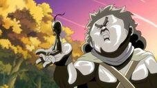 Muñeco Hierro Anime