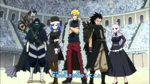 Fairy Tail Opening 13 Subs CC-0