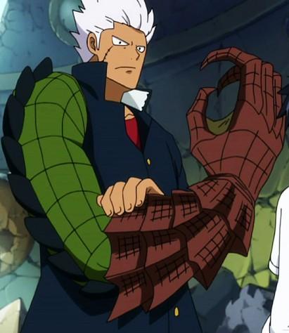 Beast Arm: Reptil