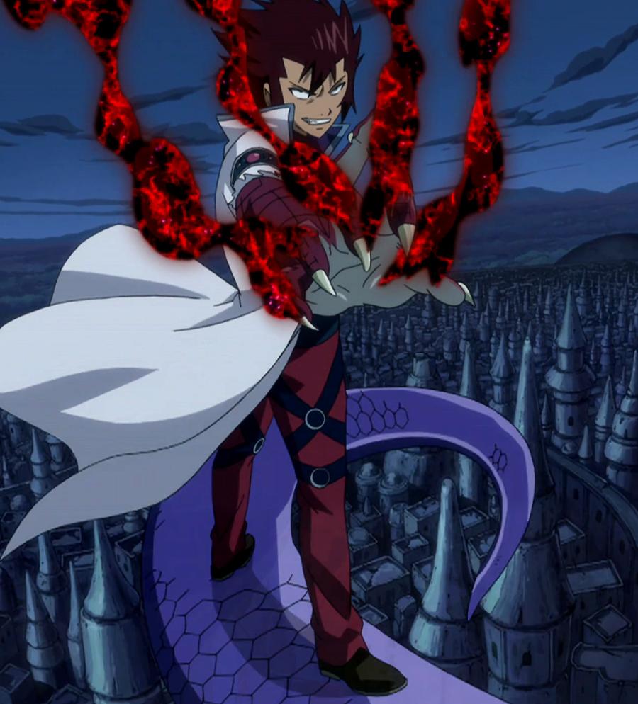 Dragon Slayer de Veneno