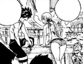 Gray and Lucy discuss the situation