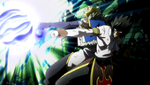 Holy Shadow Dragon's Flash Fang