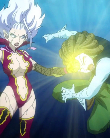 Mirajane Strauss Vs Pisces Eclipse Fairy Tail Wiki Fandom Shop mirajane strauss posters and art prints created by independent artists from around the globe. mirajane strauss vs pisces eclipse