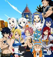 Fairy tail guild by basea-d4hgoha