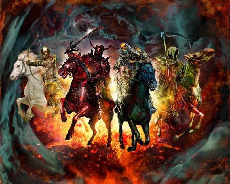 Four Riders of the Apocalypse | Fairy Tail Fanon Wiki | Fandom
