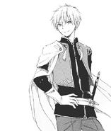 'Azra'il's royal attire