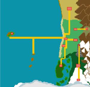 Región de Calastral