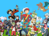 Pokémon - Rubí & Zafiro