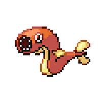 Flame Leech Pokémon