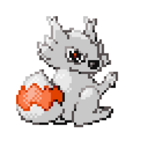 Arctic Fox Pokémon