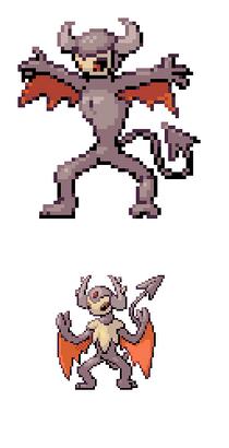 Vampire Pokémon