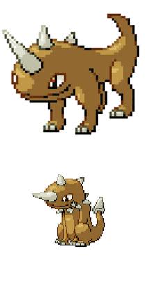Underground Pokémon
