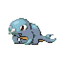 Baby Whale Pokémon