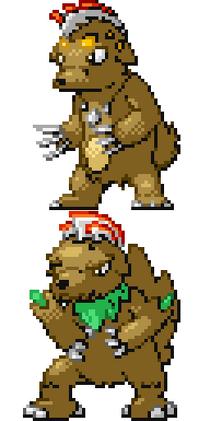 Mohawk Pokémon
