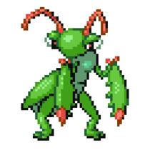 Mantis Pokémon