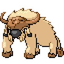 Stone Horn Pokémon