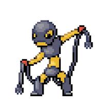 Shinobi Pokémon